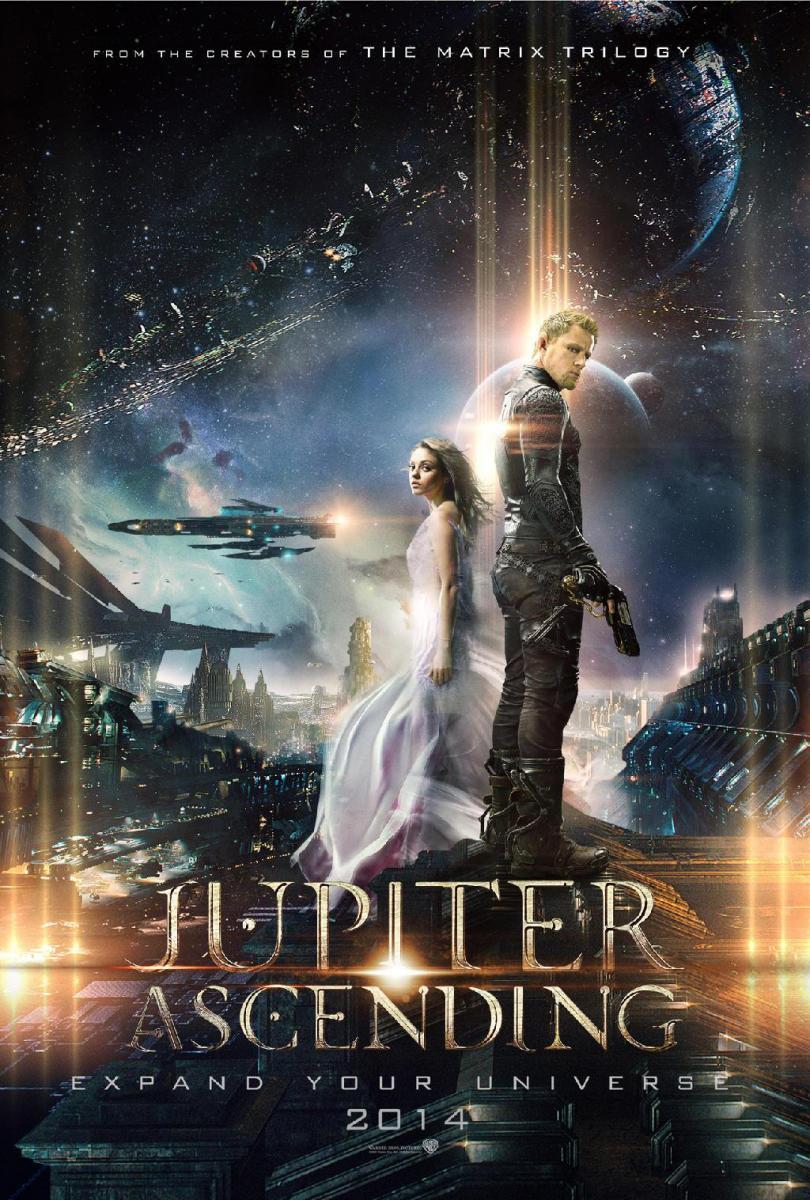 주피터 어센딩 (Jupiter Ascending, 2015)