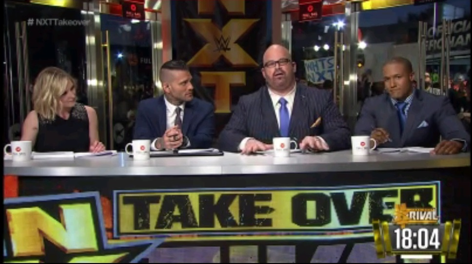 WWE NXT Takeover:Rival Live Review