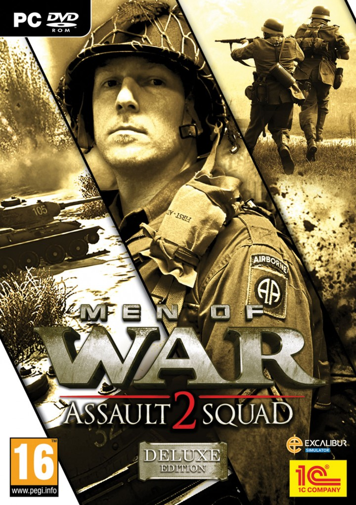 Men of War Assault Squad 2 Skirmish 세이브파..