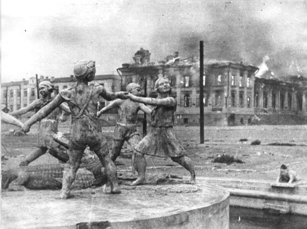 1942. 스탈린그라드.