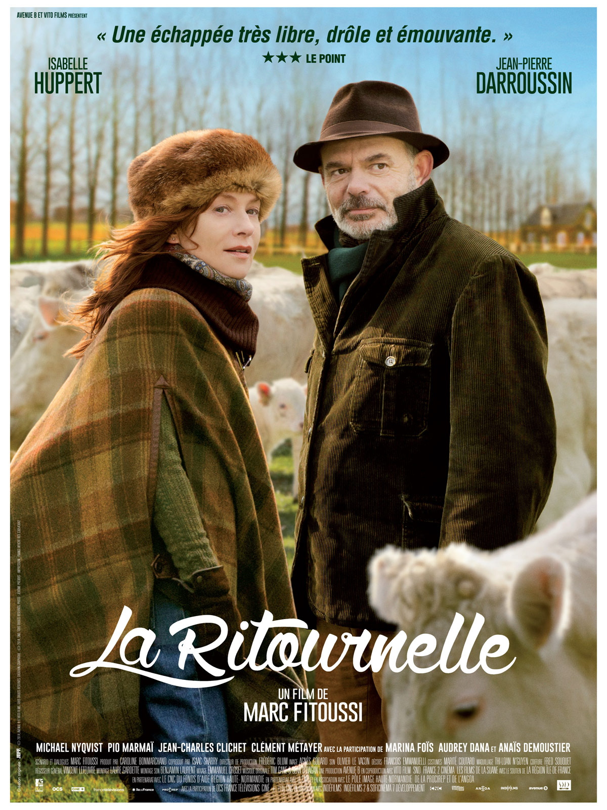 파리폴리 (La Ritournelle, 2014)