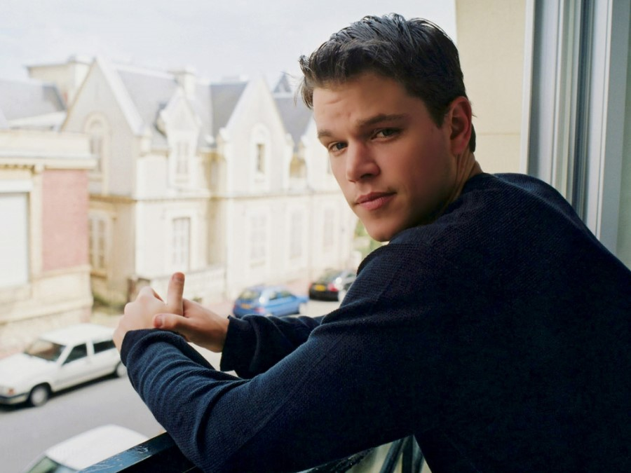 맷 데이먼(Matt Damon) 사진