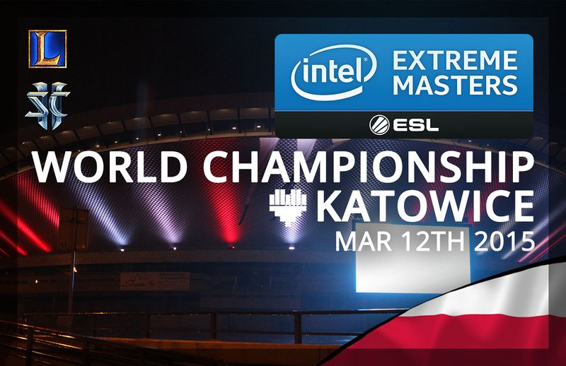 [LOL]IEM 9 World ChampionShip 결승전 대진..