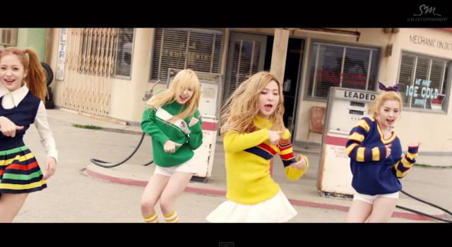 레드 벨벳(Red Velvet) - 아이스크림 케이크(..