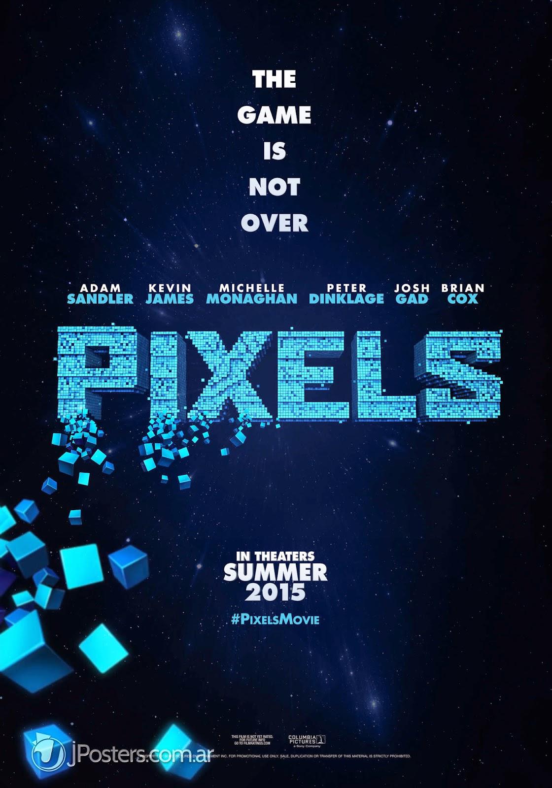 """Pixels"" 예고편입니다."