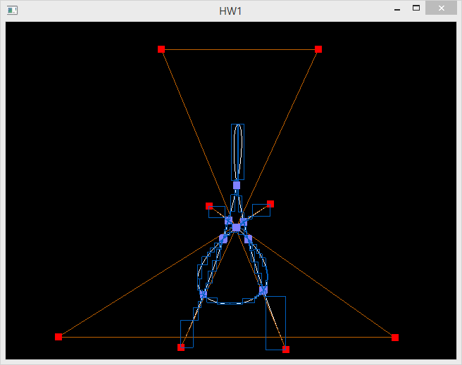cubic bezier curves 구현