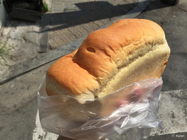 홍대 식빵 몬스터, 올드크로와상팩토리 : 빵순이는..