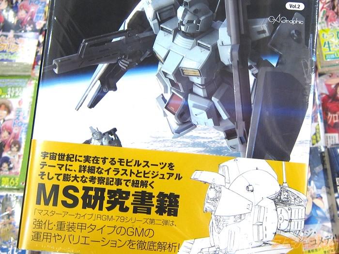 모빌슈츠 RGM-79 짐의 다양한 모델을 철저하게 해..