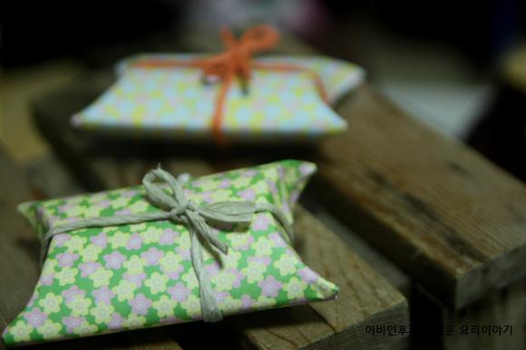 [재활용]두루마리 휴지심을 이용한 선물 포장,..