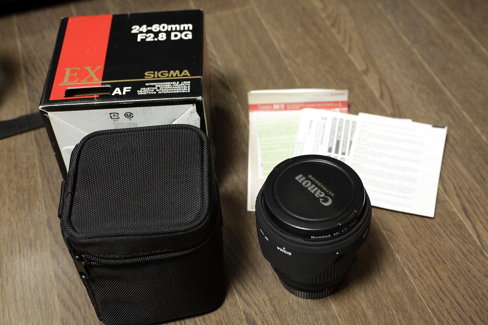 시그마 24-60mm F2.8 DG