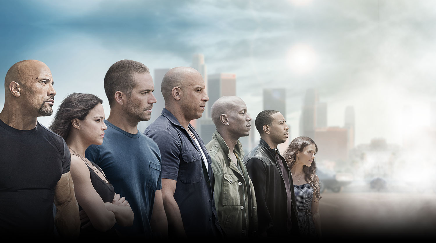Furious 7: Goodby Paul