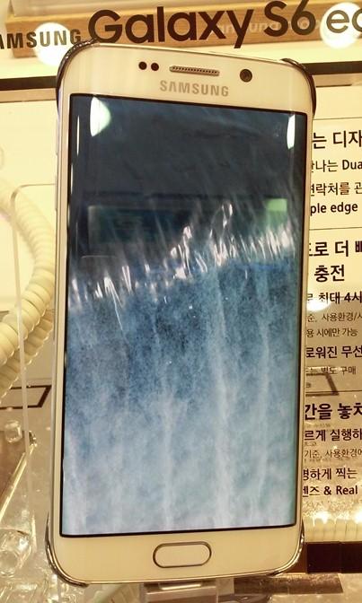 갤럭시 S6 엣지 갤럭시 S6 소감