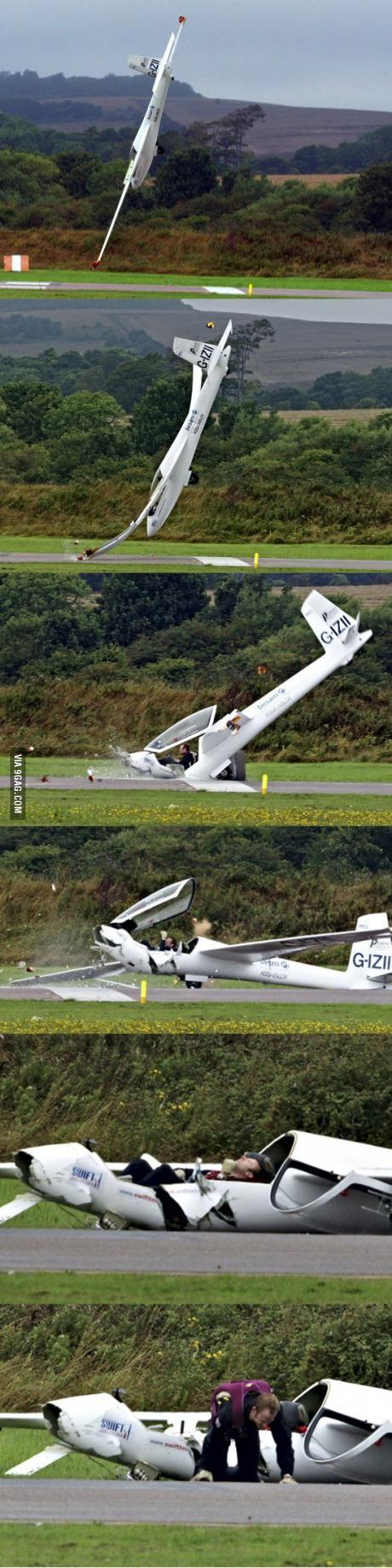 기적의 착륙법