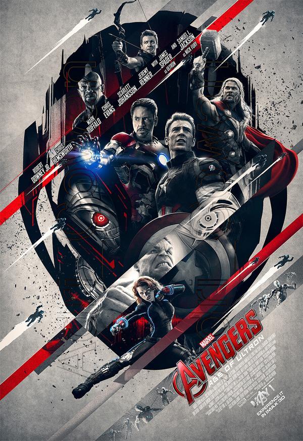 어벤져스: 에이지 오브 울트론 (The Avengers: Ag..