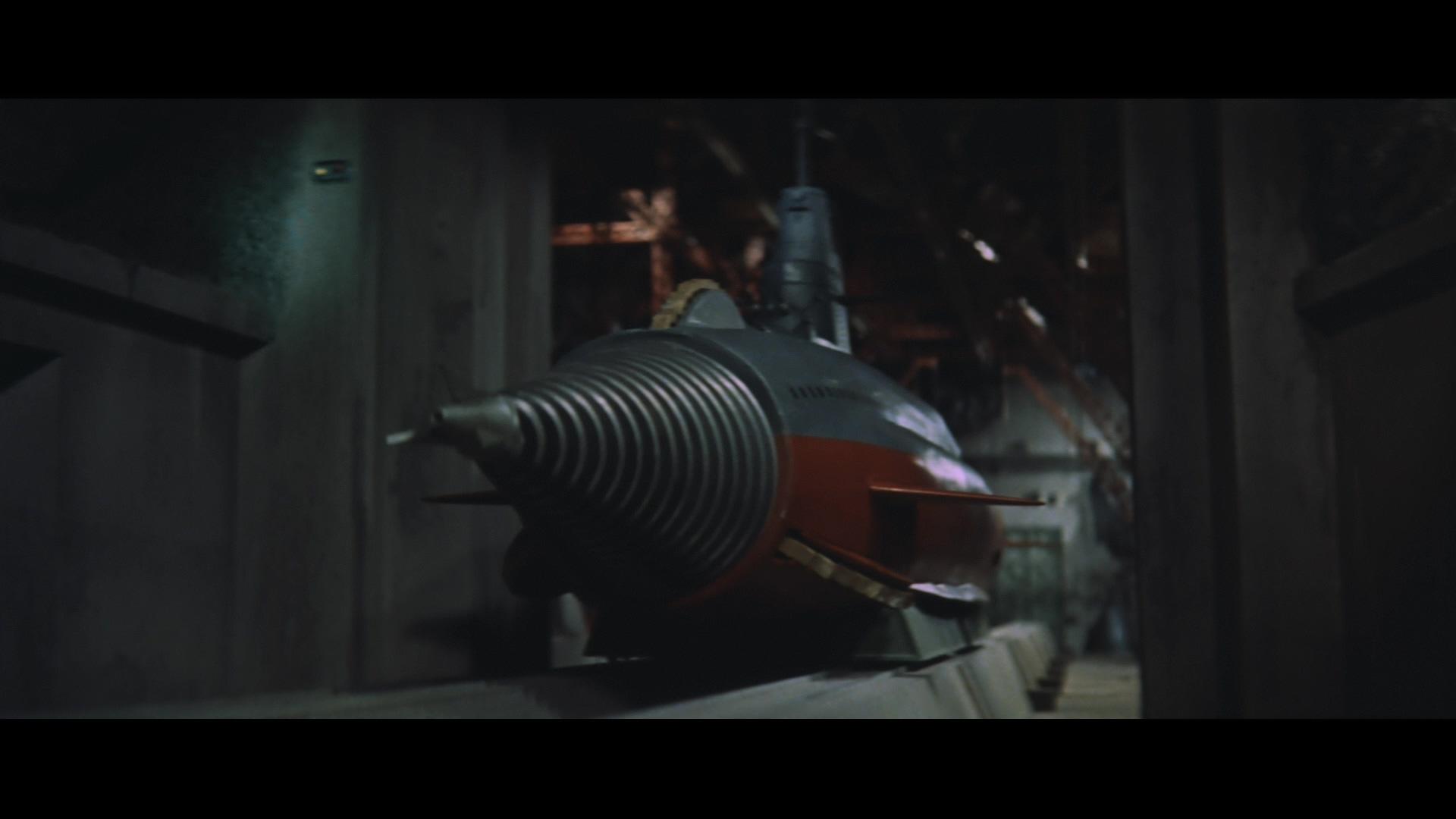 해저군함(Undersea Battleship, Atragon, 19..