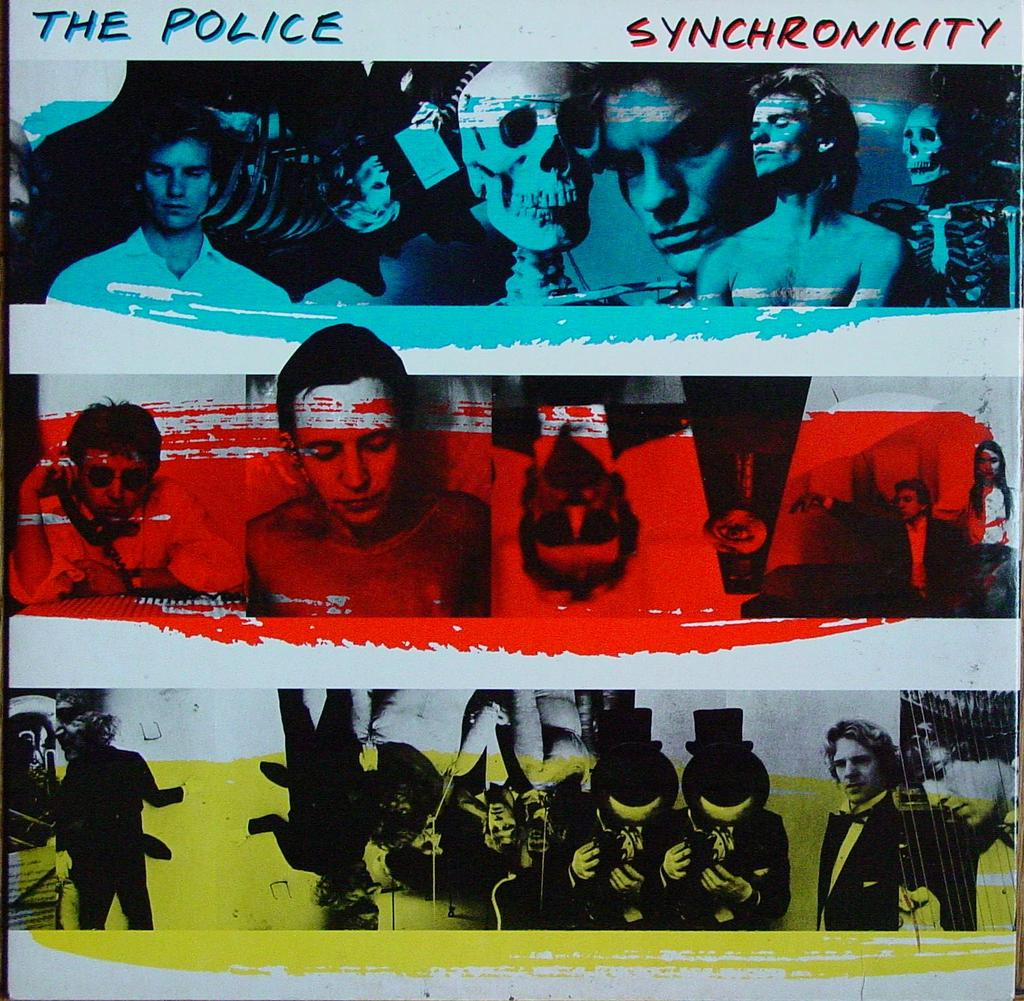 더 폴리스- 동시발생 II (Synchronicity, 1983)