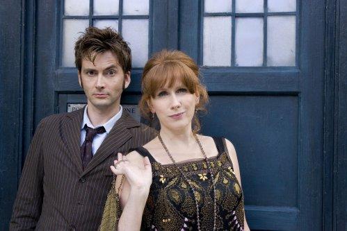 닥터 후 시즌 4 (2008)
