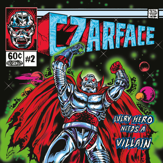 Czarface - Ka-Bang! (feat. MF Doom)