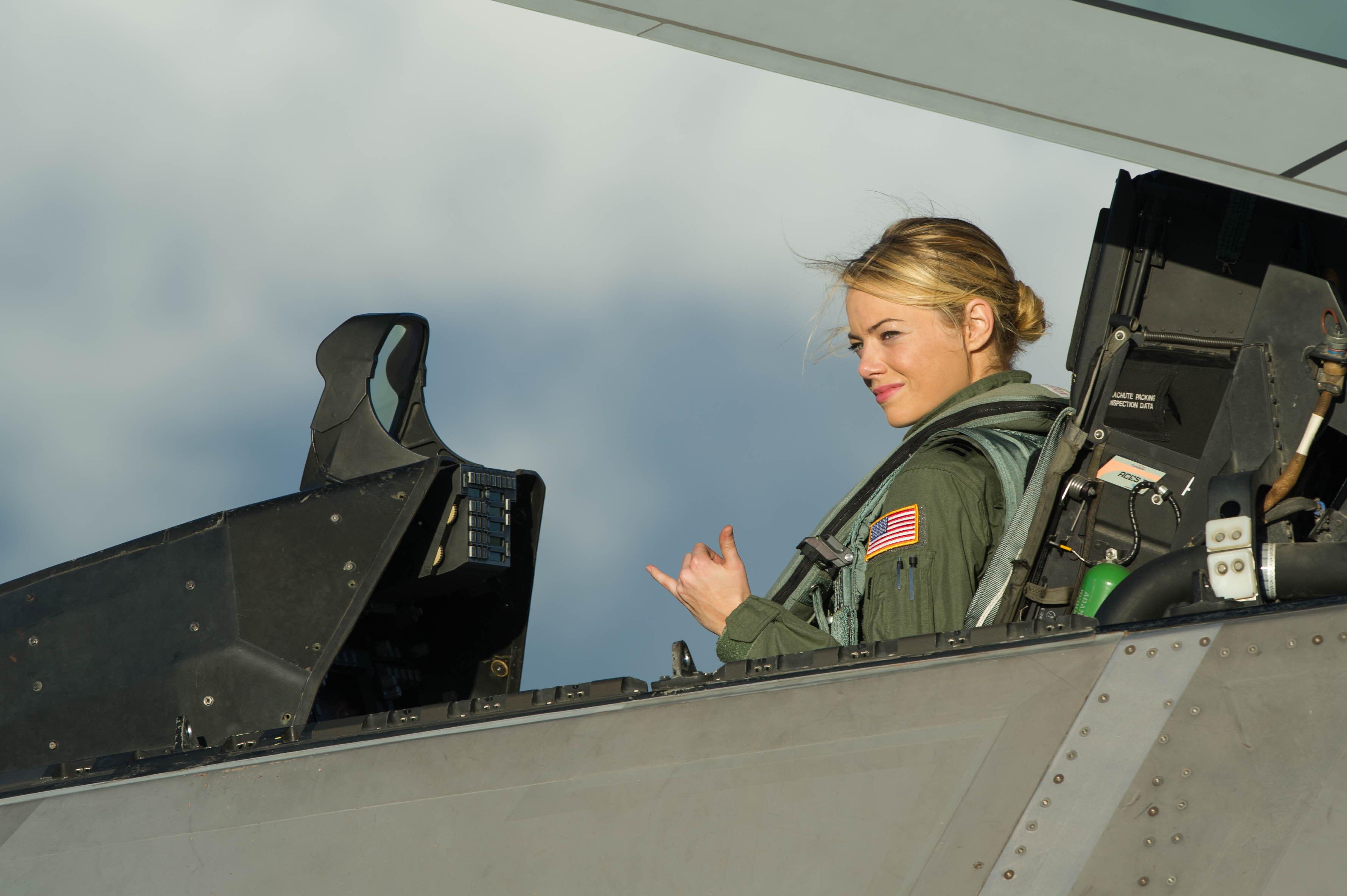 천조국의 F-22 파일럿