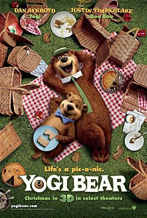 [MOVIE] 요기베어 (2010)