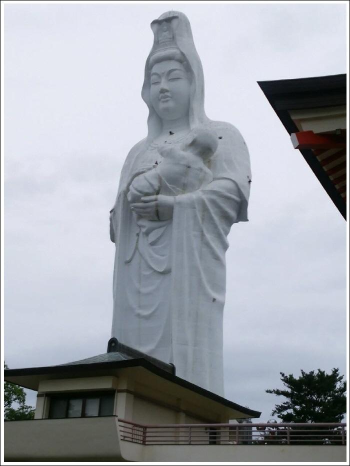 일본 후쿠오카 여행 - 구세자모관음(救世慈母觀音)