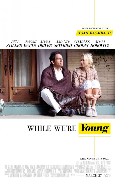 위아영(While We're Young, 2014)