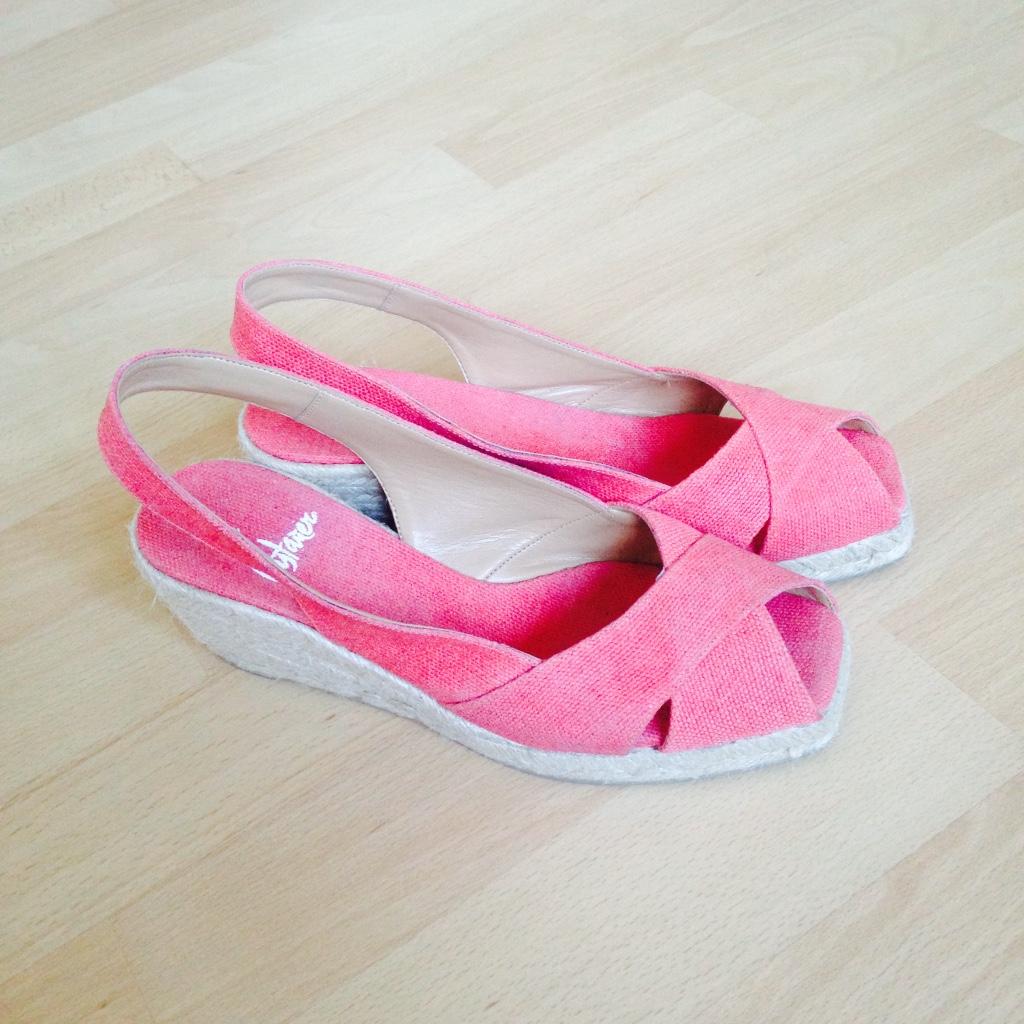 여름나기 신발