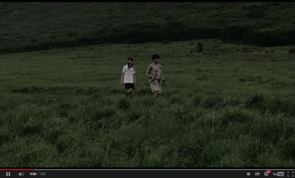 일본 규슈에 있는 어떤 학원이 제작한 광고 영상이 ..