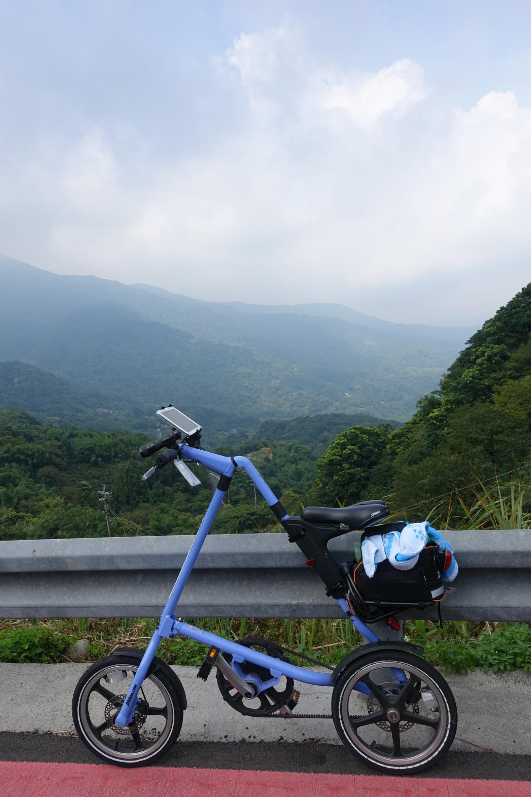 타이베이의 자전거 다운힐 코스소개(2편)