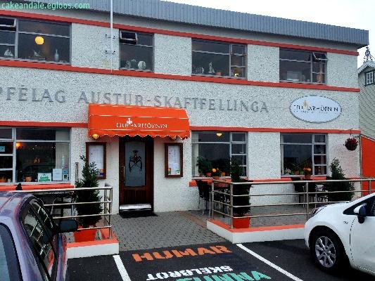 [Iceland] #16 - Hofn 맛집 Humarhofnin / ..