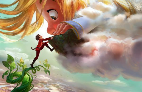 디즈니 신작은 잭과 콩나무!?