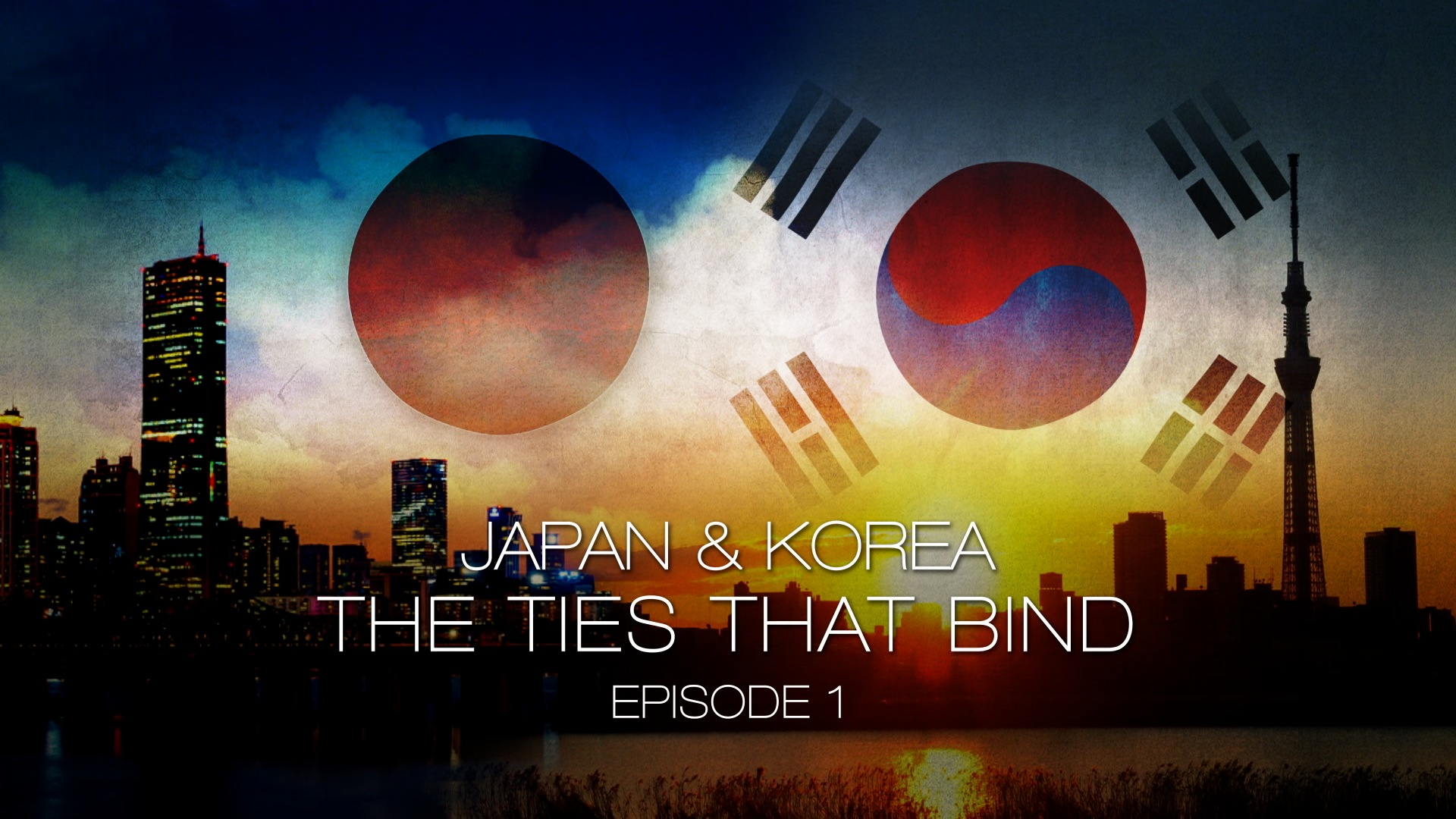 The Ties That Bind Japen and Korea - 연쇄되..