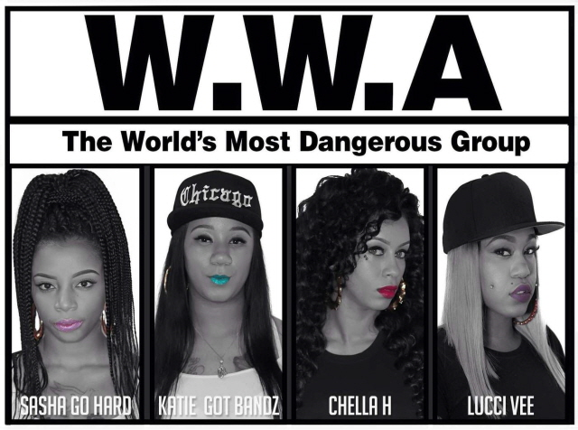 W.W.A - Straight Outta Chicago