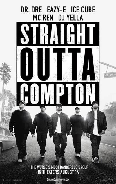 맨 프롬 엉클, Straight Outta Compton 북미 첫날..