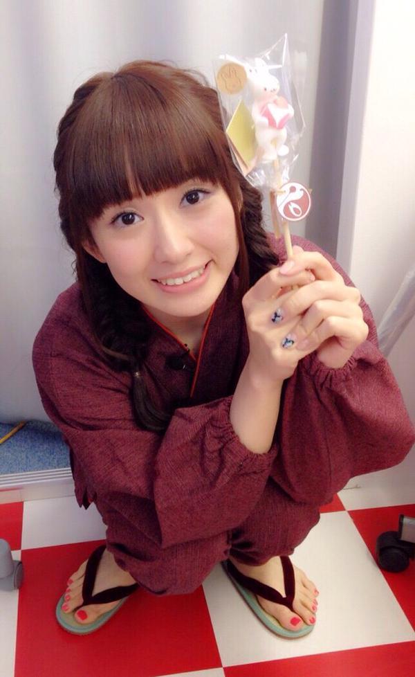 성우 테루이 하루카씨가 자신의 트위터에 올린 사진