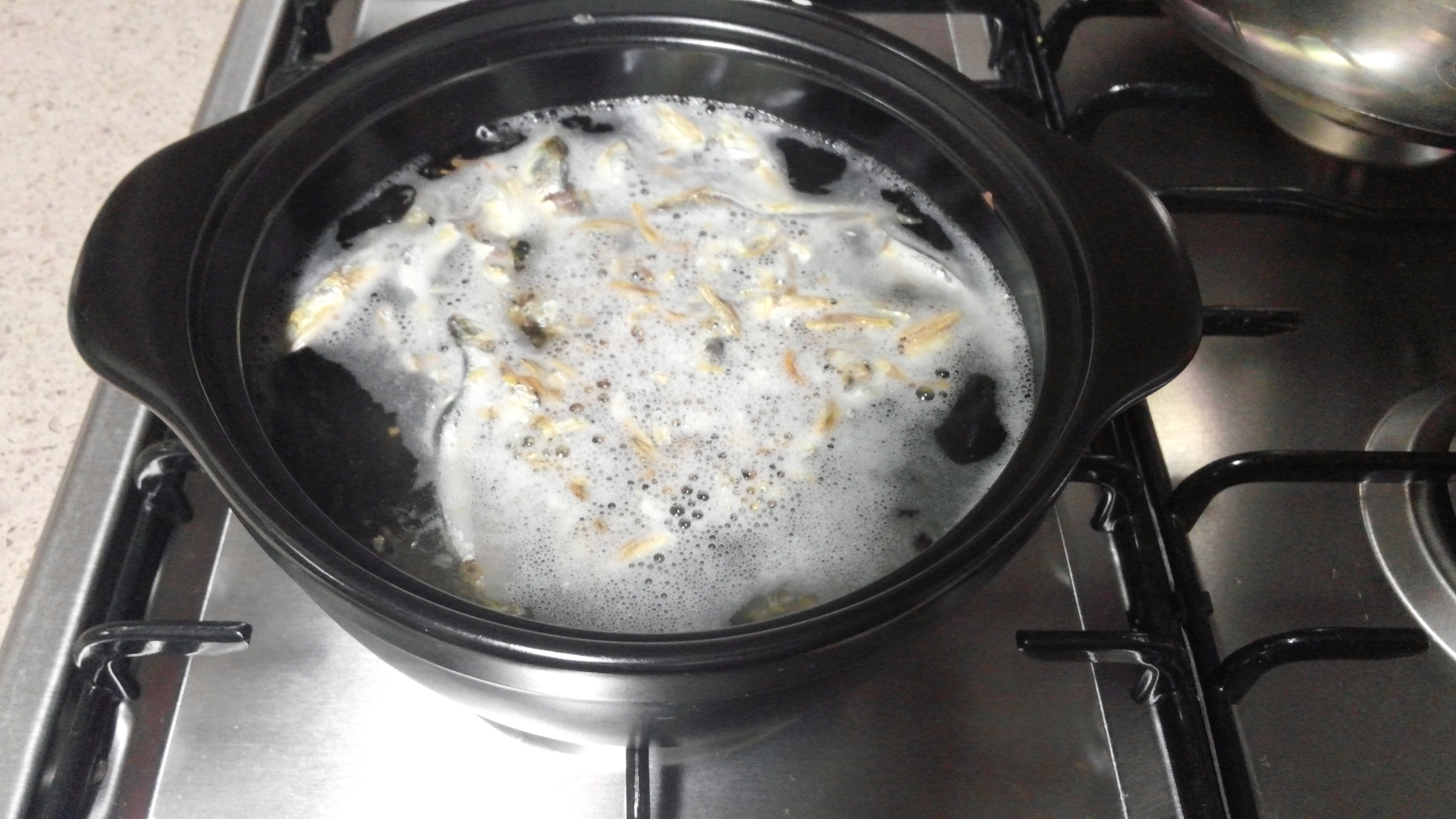 초간단 자취생 된장찌개 끓이기