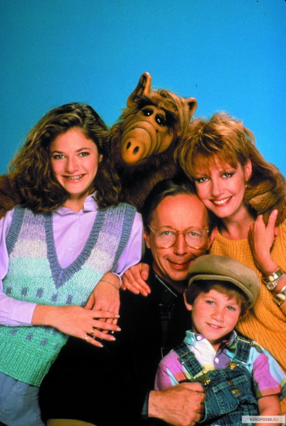 ALF: Annoying, Lunatic, Funny