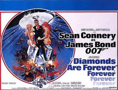 007 다이아몬드는 영원히 - 숀 코네리의 마지막 제임..