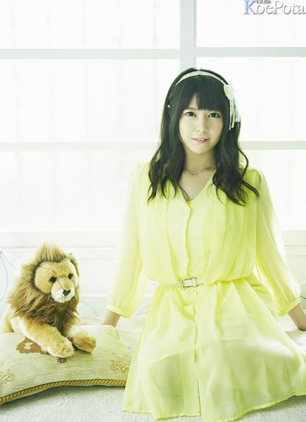 성우 타케타츠 아야나 7번째 싱글 음반, 2015년 11월 4일..