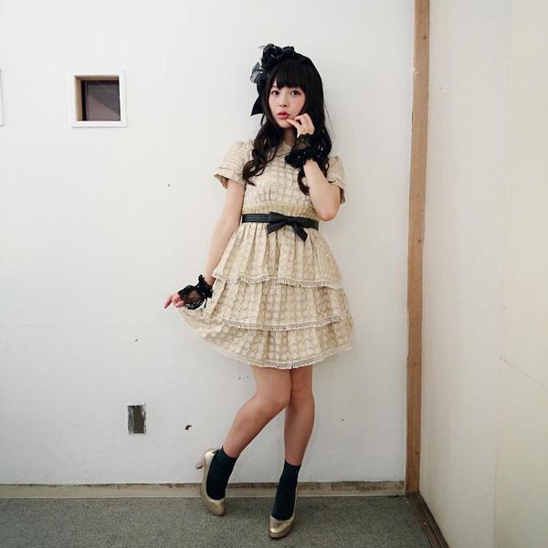 성우 우에사카 스미레의 사진, ANIMAX MUSIX 팸플..