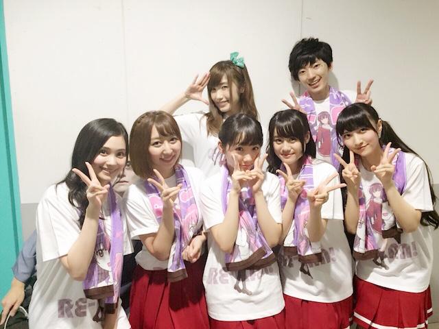 성우 이토 미쿠가 블로그에 올린 '레칸!' 이벤트기념..