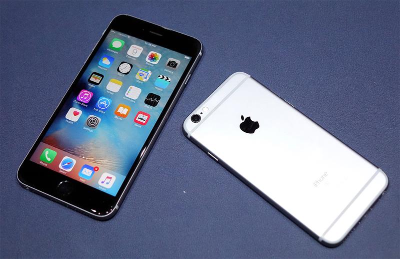 애플, 아이폰6S / 6S+ 발표