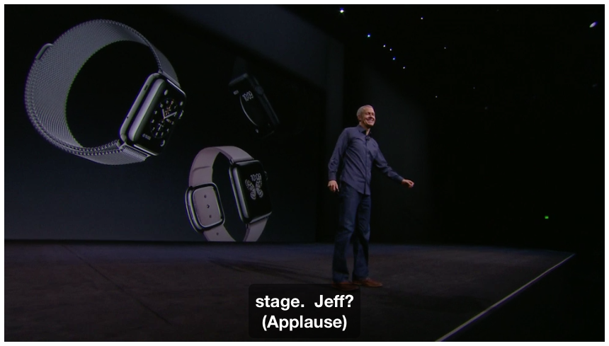 [아이폰6s이벤트 간단 중계]애플의 크리스마스는..