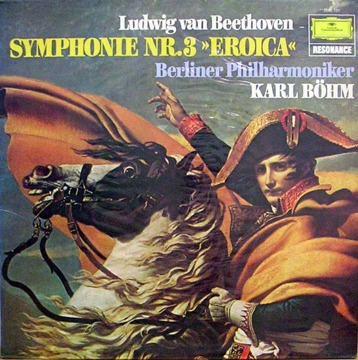Karl Bohm conducts Beethoven symphonies..