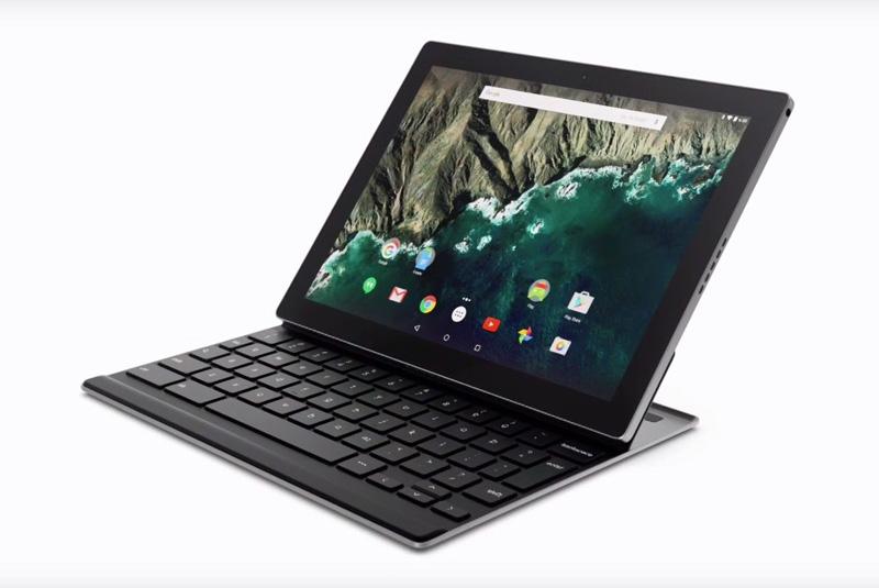 구글, 넥서스가 아닌 태블릿 '픽셀C' 발표