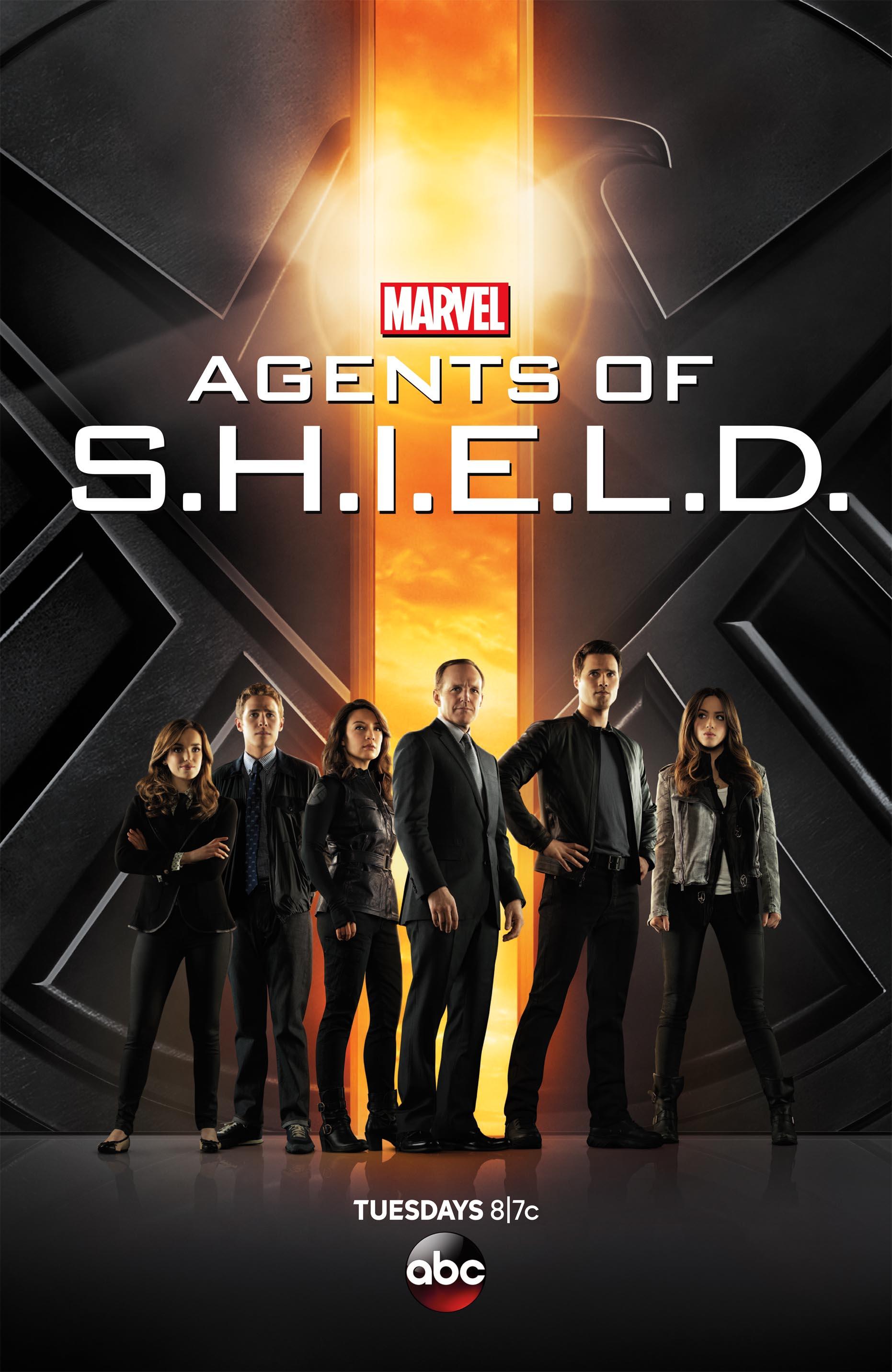 에이전트 오브 쉴드 (Agent of Shield) S3E01