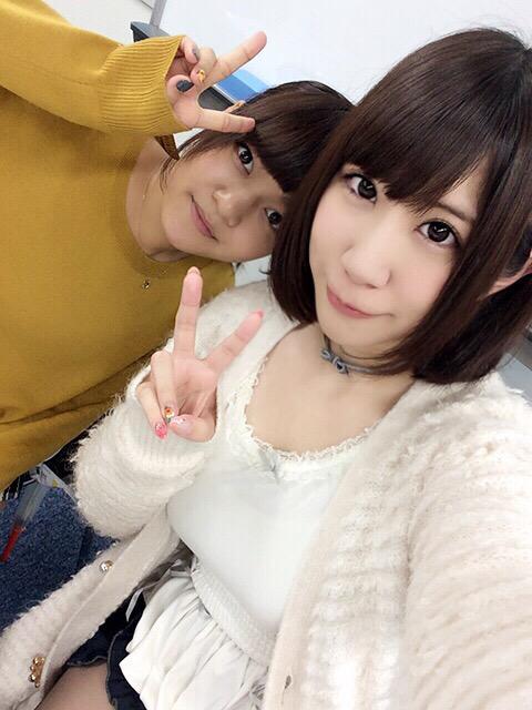성우 오노 사키 & 아사이 아야카의 사진, 아니타마..
