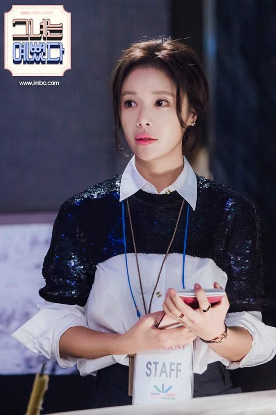 그녀는 예뻤다의 예뻐진 황정음(김혜진)패션!