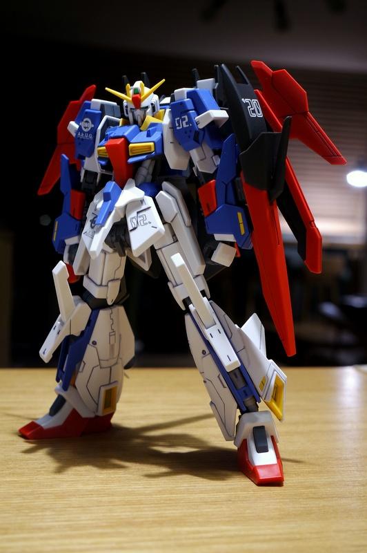 [HGBF] Lightning Zeta Gundam