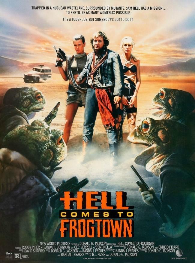 헬 컴스 투 프록타운 / Hell comes to Frogtown (19..